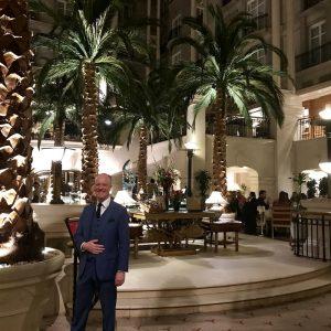Darren Delaney Landmark Hotel