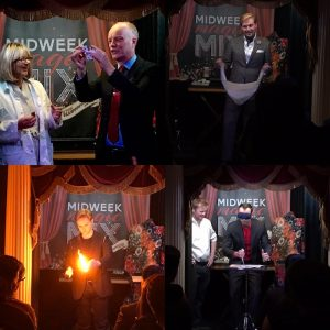 Mid-week Magic at The Illusioneer