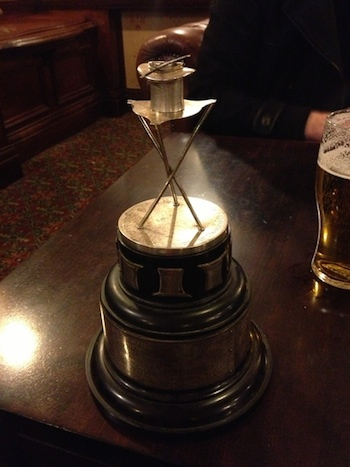 Bridger Lewis Stage Magic Trophy