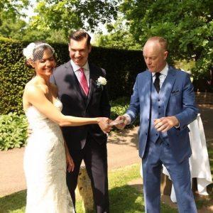 Hire a Magician - weddings