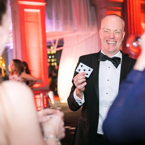 Magician For Hire Corporate Events