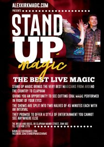 Stand Up Magic