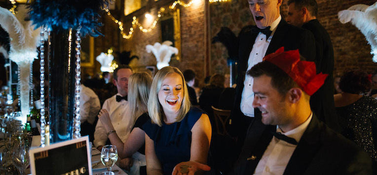 Planning the office Christmas Party?